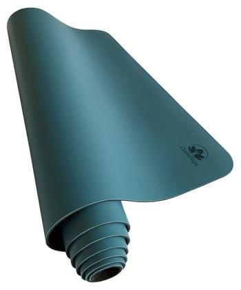 Clever Yoga Premium LiquidBalance Mat Eco and Body Friendly Sweat Grip Non-Slip