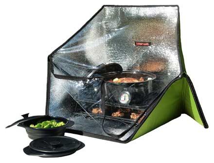 Sunflair Mini Portable Solar Oven Deluxe