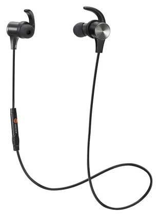 TaoTronics Bluetooth 4.1 Sport Magnetic Headphones