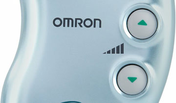 Omron PM3030 intensity controls