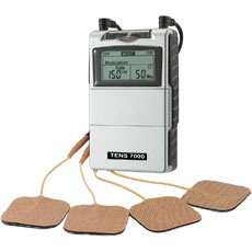 Editor's pick: best TENS unit for under $50 – TENS 7000