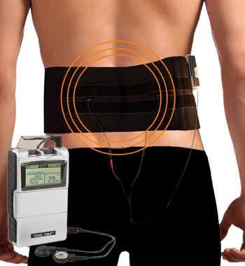 TENS 7000 To Go Back Pain Relief System