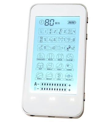 HealthmateForever T24AB 2015 version TENS EMS combination device