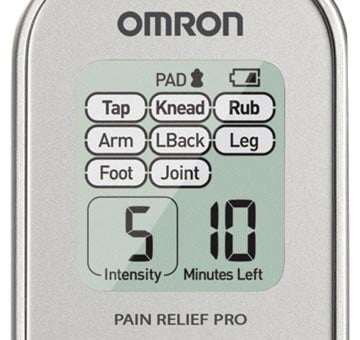 Omron PM3031 digital display