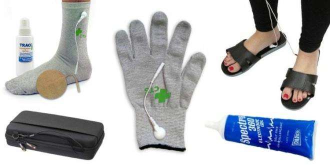 TENS unit accessories