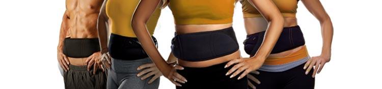 Flex Belt round the waist