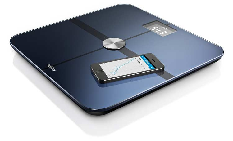 Withings Smart Body Analyzer WiFi scale