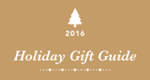 The Good Body – Holiday Gift Guide 2016