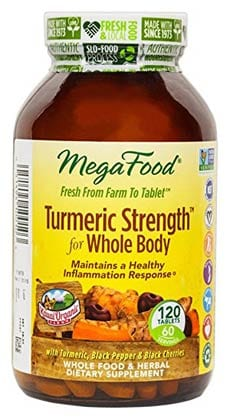 Turmeric Strength for Whole Body