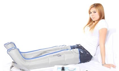 Air Sequential Compression Leg Massager