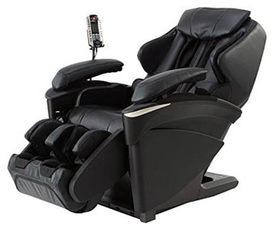 Panasonic Black Massage Chair Real Pro Ultra EPMA73