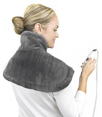 PureRelief Neck and Shoulder Heating Pad