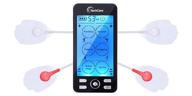 Electrode Placement Chart Tensems Info T Tens Unit border=