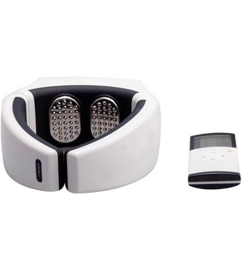 Features Galore - eTTgrar Wireless Portable Digital Neck Therapeutic Electric Massager