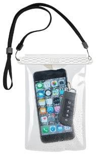 Lewis N Clark Waterseals Magnetic Self-Sealing Waterproof Pouch, Phone