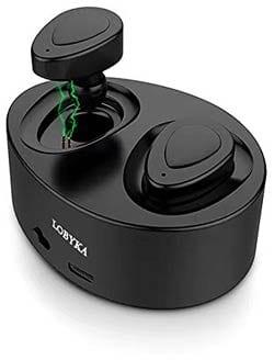 Lobyka Twins Wireless Bluetooth Earbuds