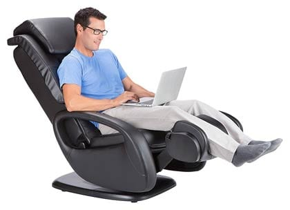 human touch wholebody 51 swivel base full body relax and massage chair