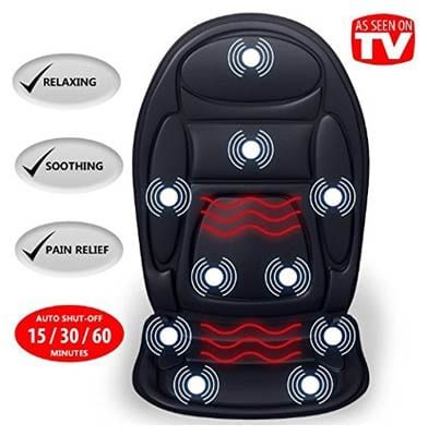 Gideon Seat Cushion Vibrating Massager