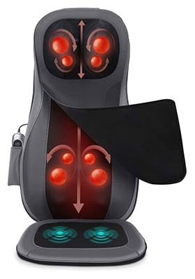 Naipo Shiatsu Seat Cushion Massager