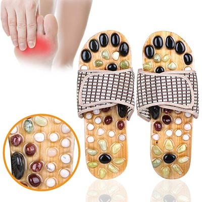 Acupressure Massage Slippers by Neo Reflexology Sandals