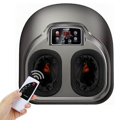 Arealer Shiatsu Foot Massager