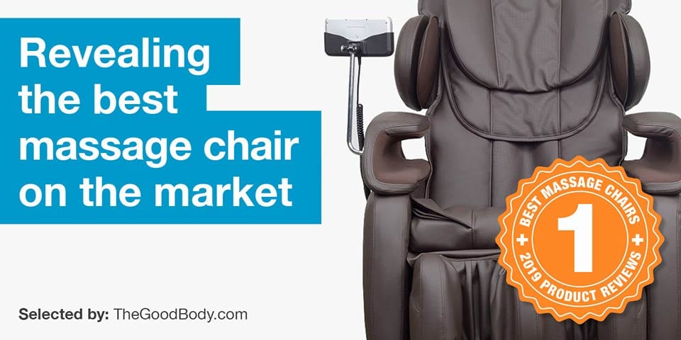 Best Massage Chair: Reviews And (And Buying Guide) For 2019