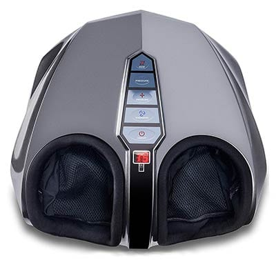 Miko Shiatsu Foot Massager With Deep Kneading