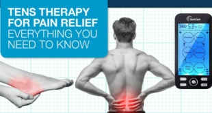 TENS therapy for pain relief