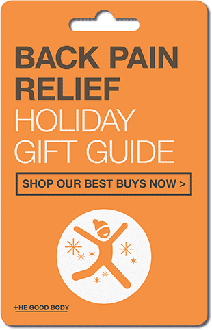 Gifts for back pain sufferers