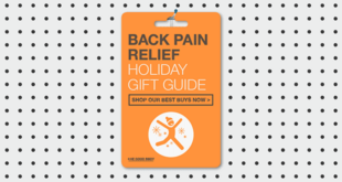 Gifts For People With Back Pain