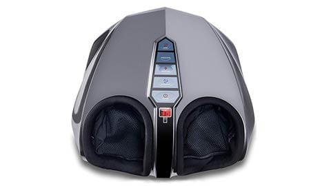Feature-packed –Miko Shiatsu Foot Massager with Deep-Kneading
