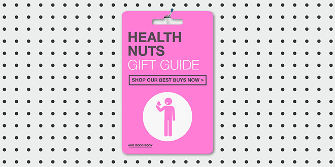 Gifts for health nuts
