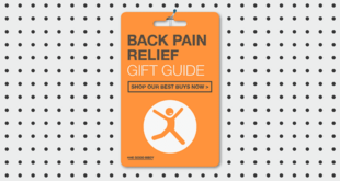 16 Best Gifts for People with Back Pain (The Gift of Relief)