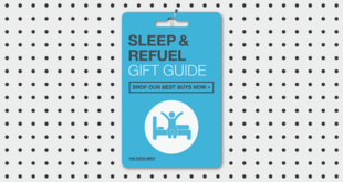 19 Sleep Gifts: Ideas for Those in Need of a Better Night's Slumber