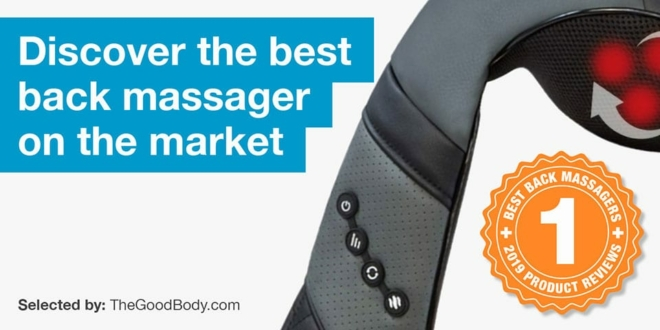 The best back massager – reviews for 2019