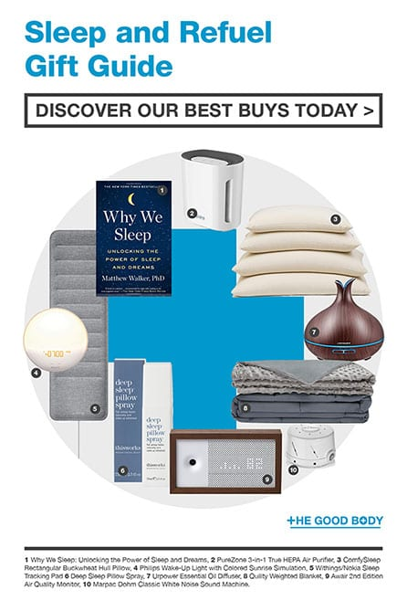 Sleep Gifts – Pin It