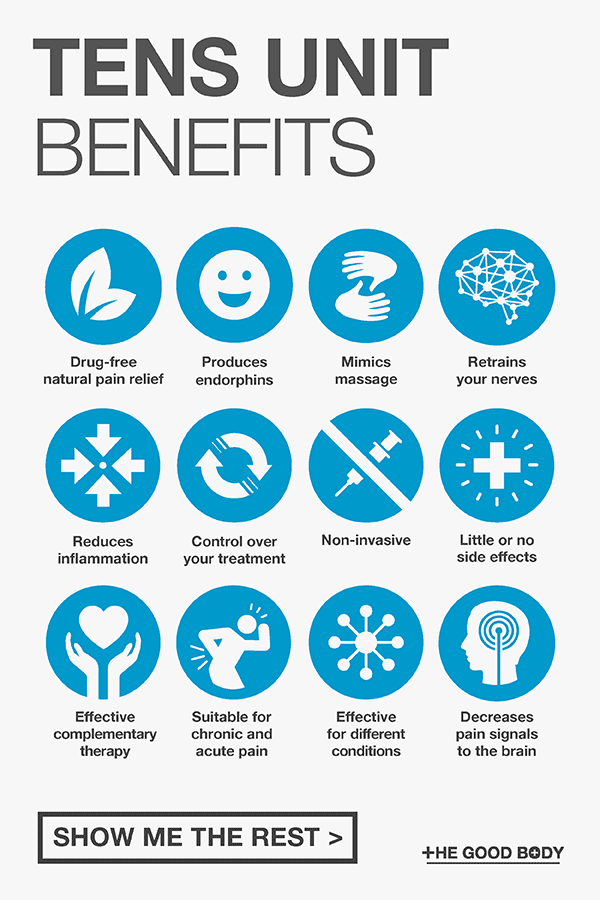 TENS Unit Benefits – Pin It