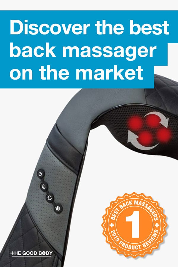 The best back massager – pin it
