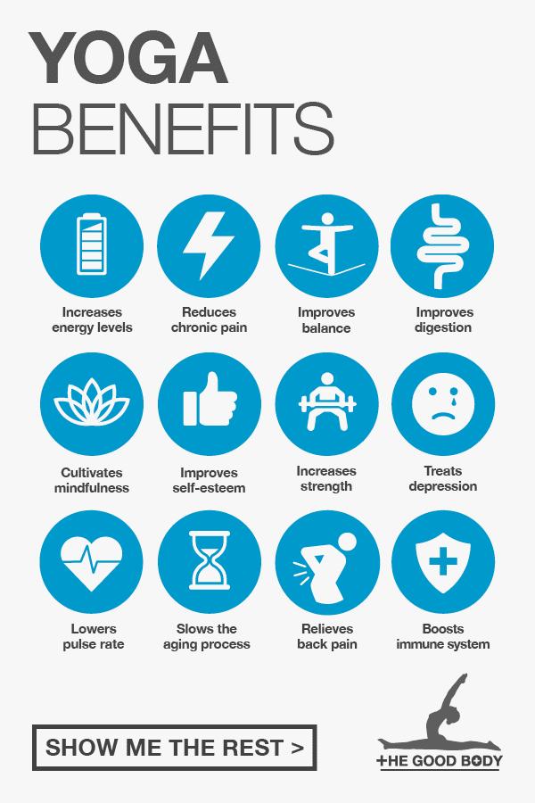 Yoga Benefits – Pin It