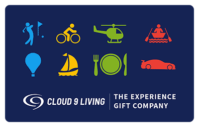 Cloud 9 Gift Experience Voucher