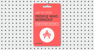 Best Gifts for People Who Workout: 12 of the Most Inspiring Ideas
