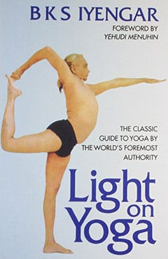 Light on Yoga – B. K. S. Iyengar