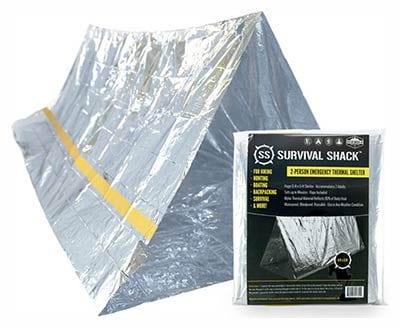 Survival Shack Emergency Survival Shelter Tent