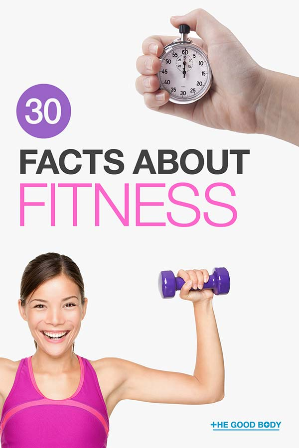 Fitness Facts – Pin It