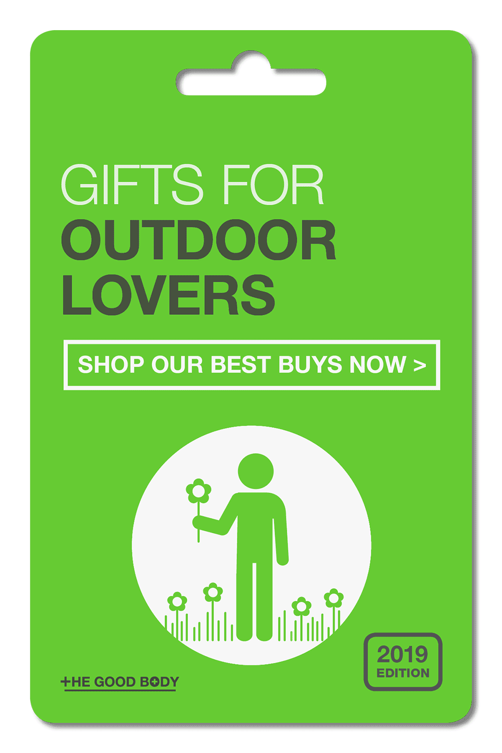 Gifts for Outdoor Lovers – Pin It