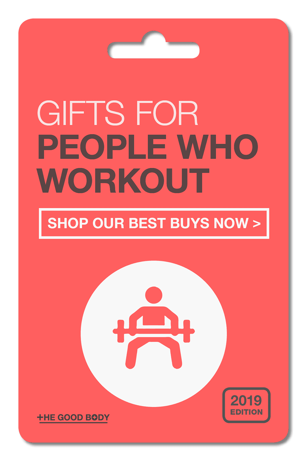 Gifts for People who Workout – Pin It
