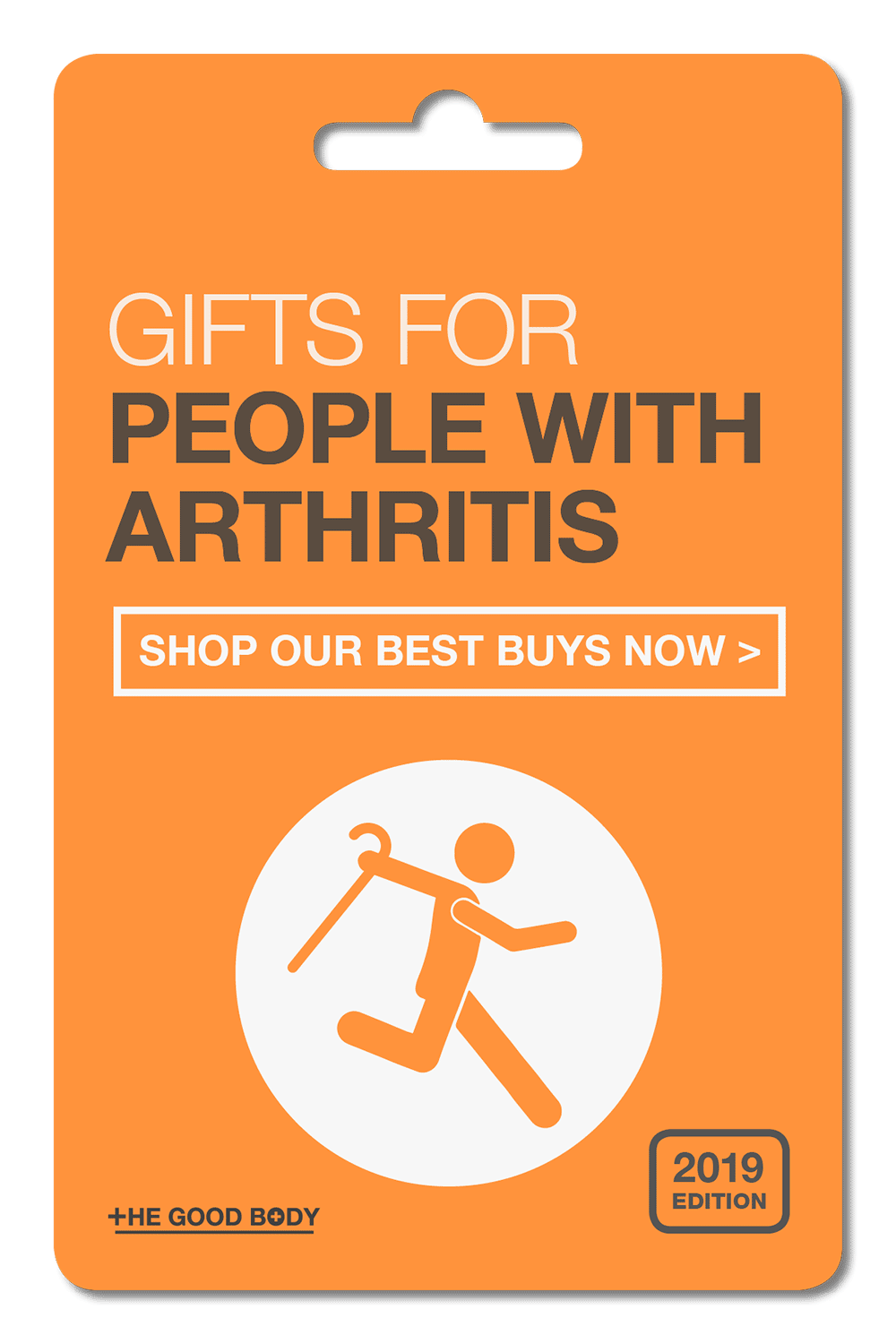 Gifts for People with Arthritis – Pin It