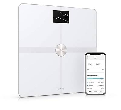 Withings/Nokia Body+ Body Composition Wi-Fi Scale