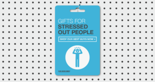 The 10 Best Gifts for Stressed Out People: Relax, Refresh and Renew