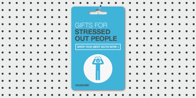 Gifts for Stressed Out People